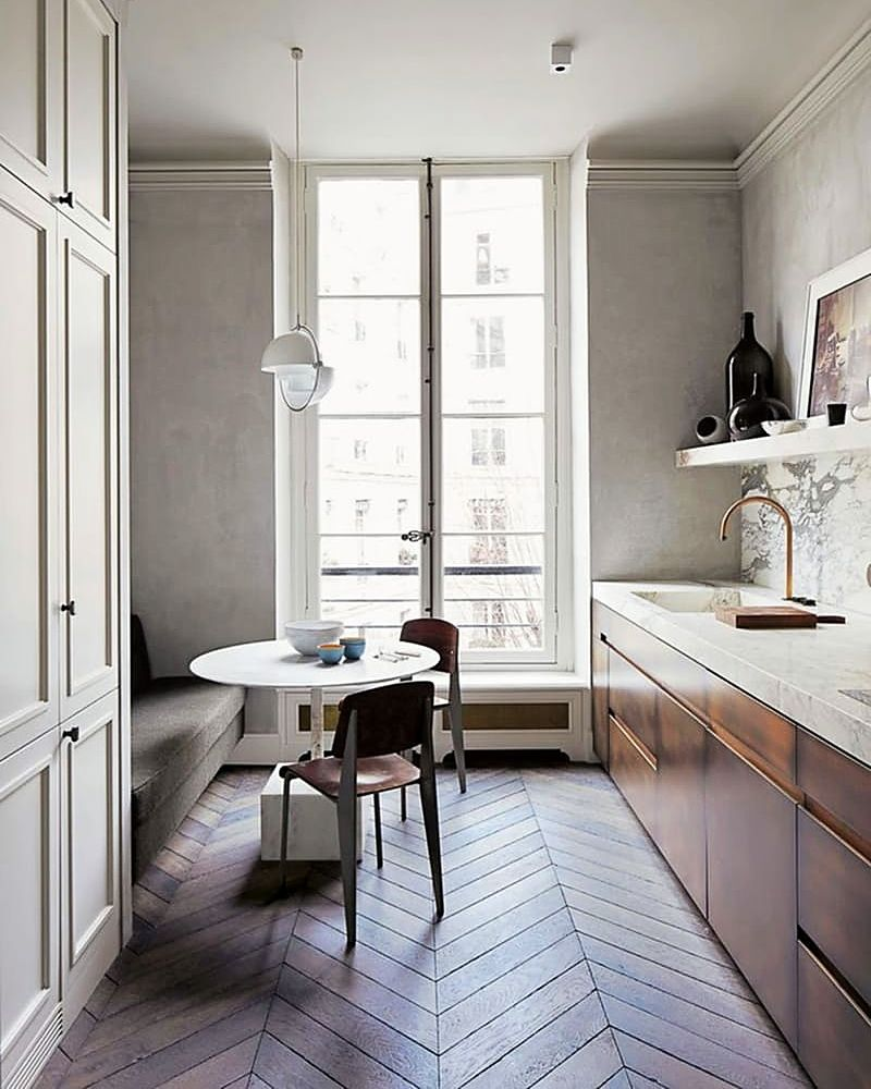 Kitchen Table Alternatives: Kickass Alternatives To Traditional Upper Kitchen Cabinets