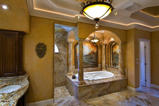 Superbe Best Images, Photos And Pictures Gallery About Tuscan Bathroom Ideas    Tuscan Style Homes.