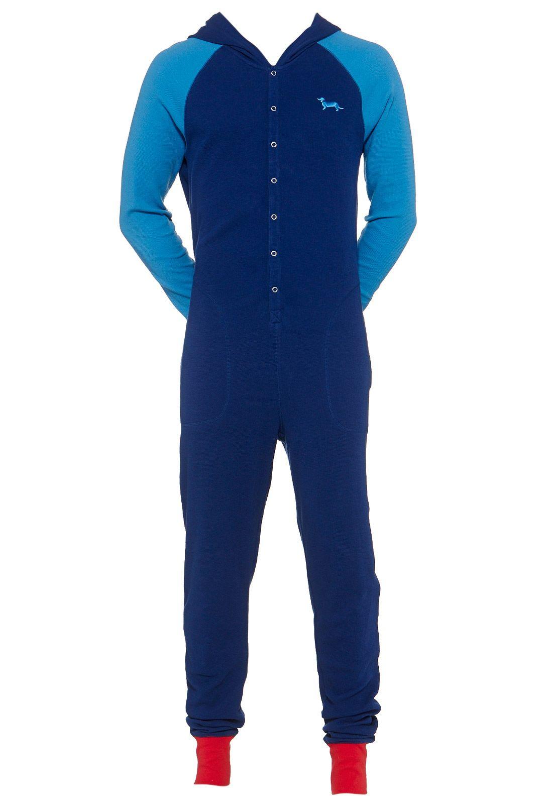 Mens Penny Hooded Onesie Peter Alexander Mens Onesie Men S Robes Mens Sleepwear [ 1600 x 1091 Pixel ]