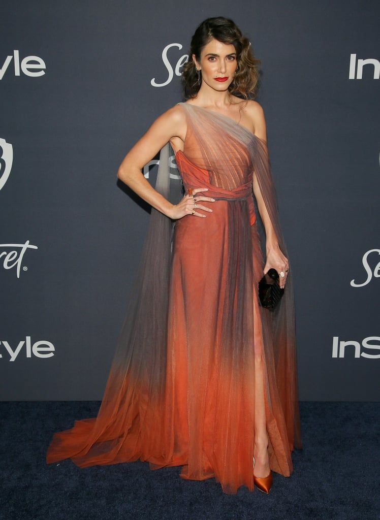Nikki Reed At The 2020 Golden Globes Afterparty Nikki Reed