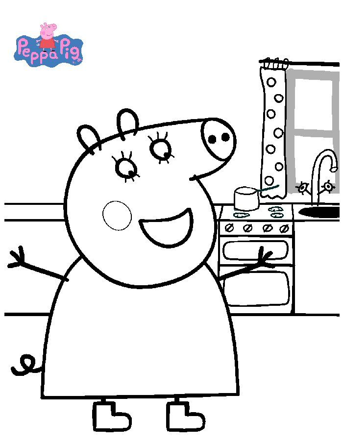 Top 10 Peppa Pig Coloring Pages Of 2017 You Havenu0027t Seen Anywhere - new free coloring pages for peppa pig