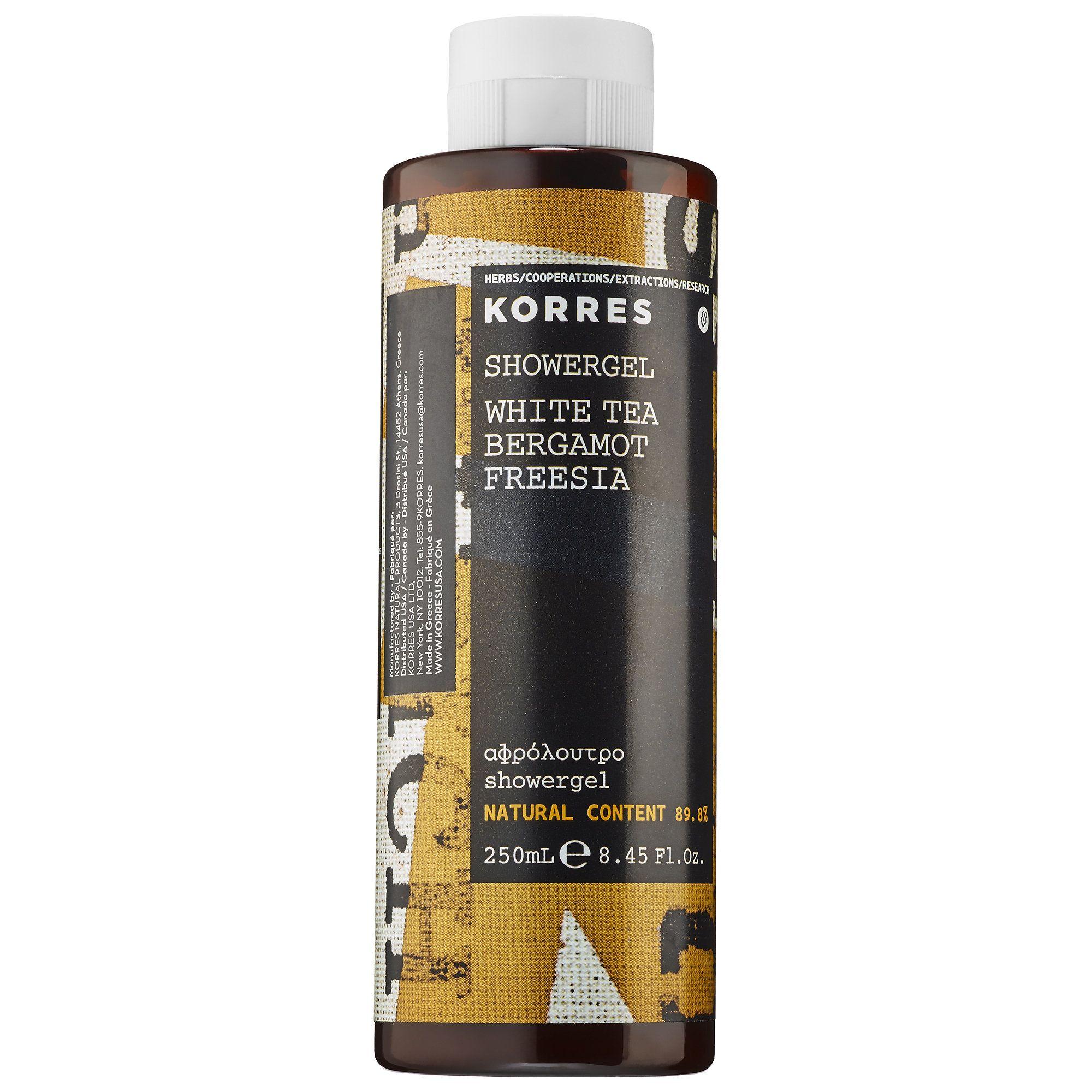 White Tea Shower Gel Korres Sephora Shower Gel Body Wash