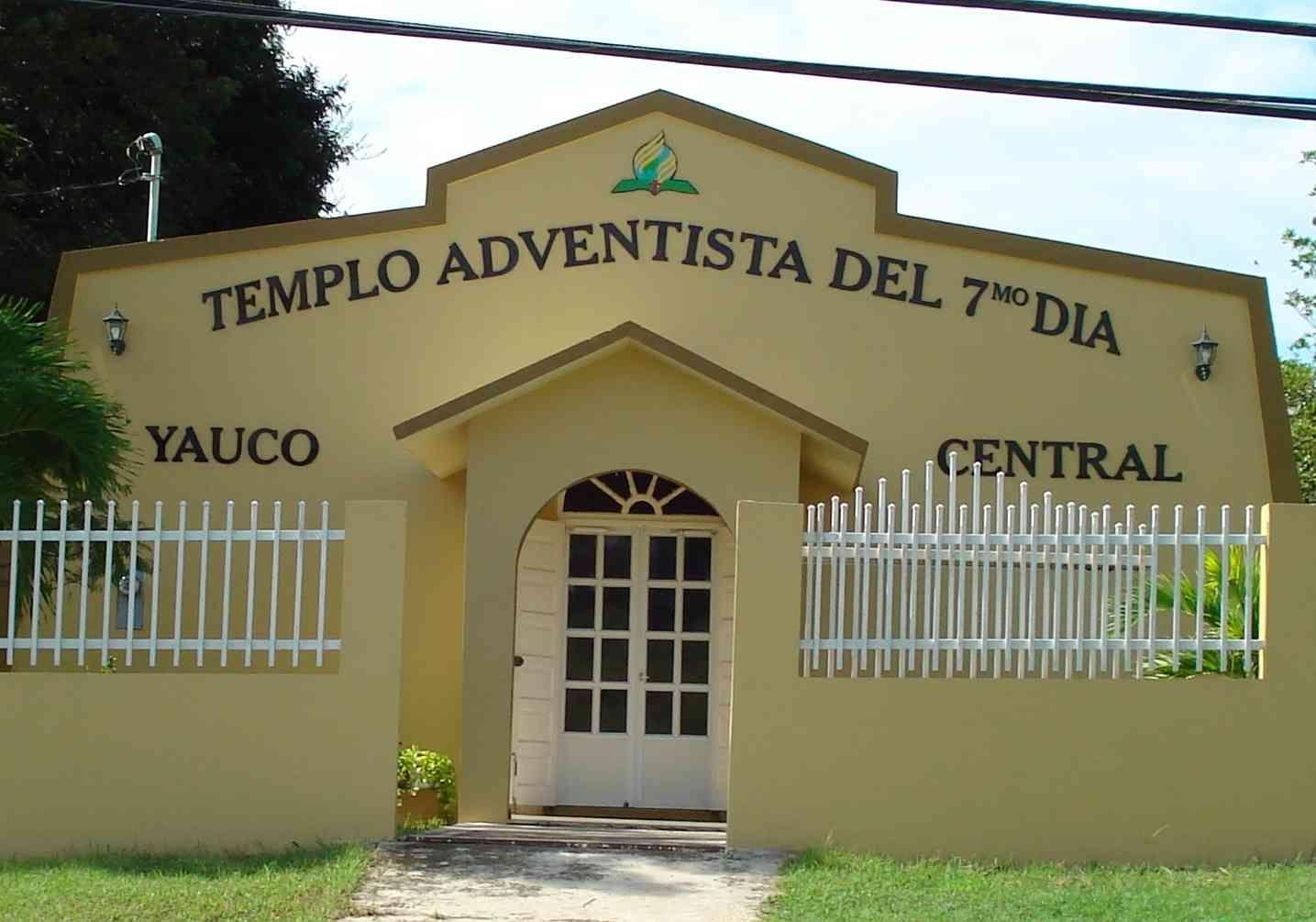 Iglesia Adventista del Séptimo Día - Home