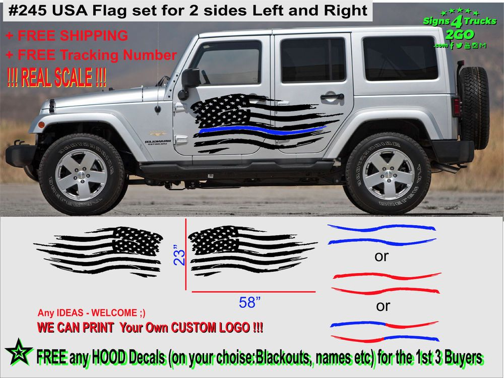 245 2pc Usa Flag Lives Matter Fender Decal Graphic Jeep Wrangler Rubicon Sahara Oracal Jeep Wrangler Jeep Wrangler Sahara Jeep Wrangler Unlimited Rubicon