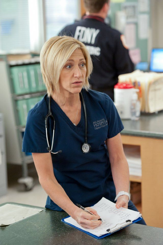 Edie Falco In Nurse Jackie Tv N Movies Pinterest Nurse Jackie