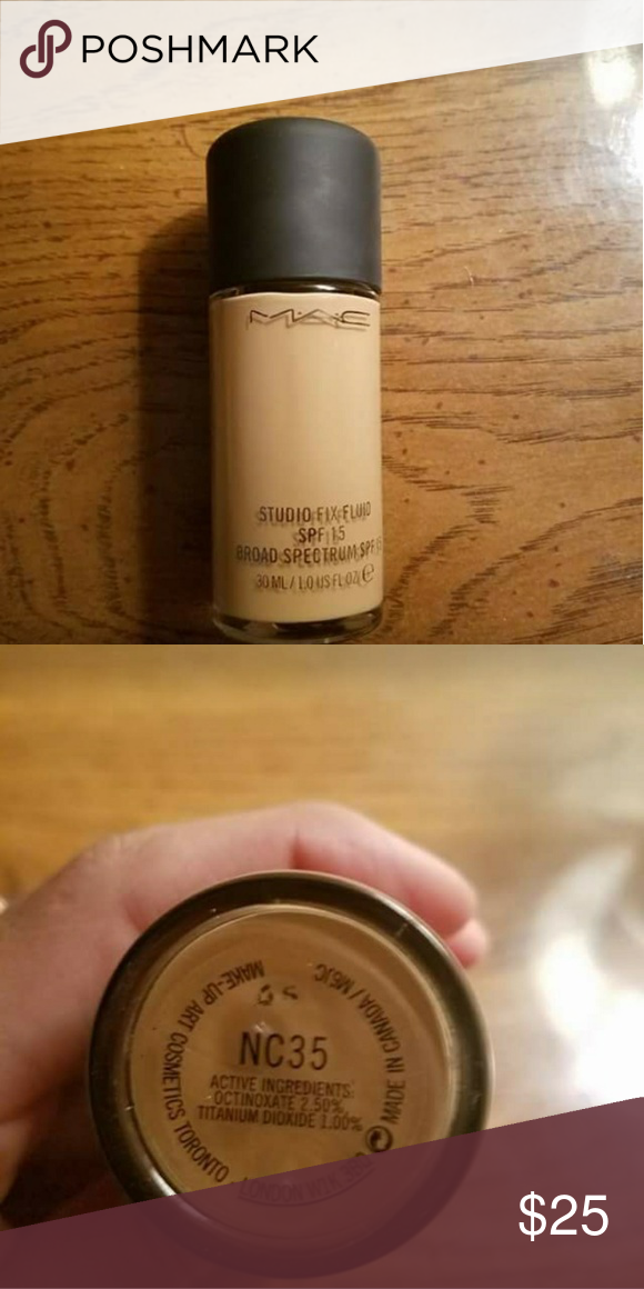 Mac studio fix Wrong shade used ones Makeup Foundation
