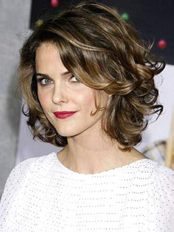 Image Result For Best Short Haircuts For Naturally Wavy Hair