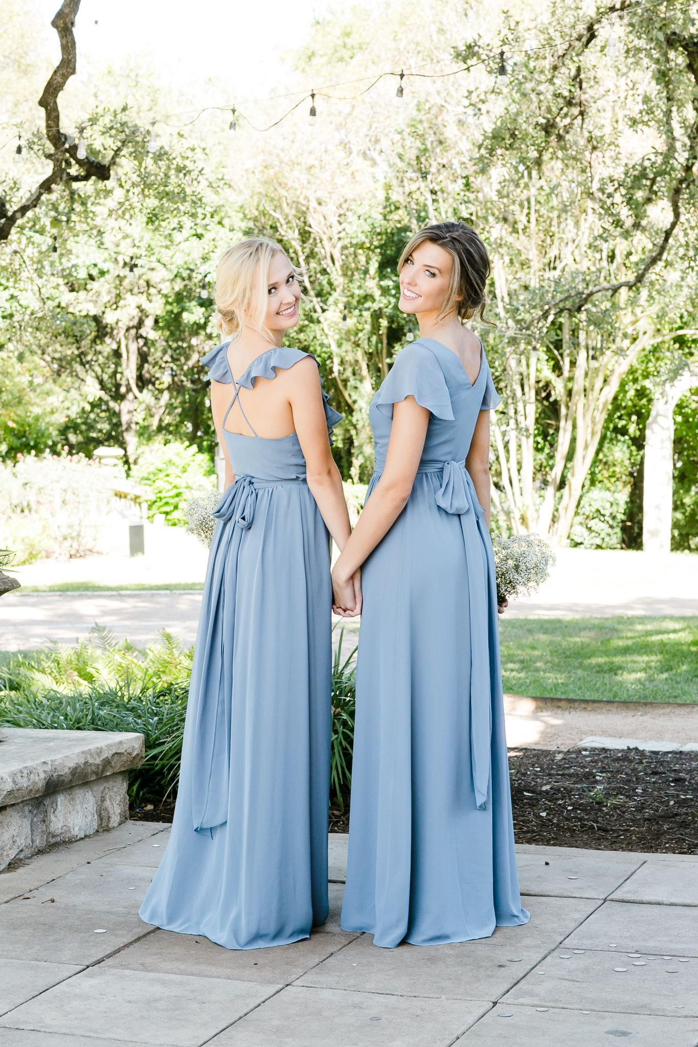 Mix And Match Revelry Bridesmaid Dresses Separates Has A Wide Selection Of Unique Bridesmaids Including Tulle Skirts Clic Chiffon
