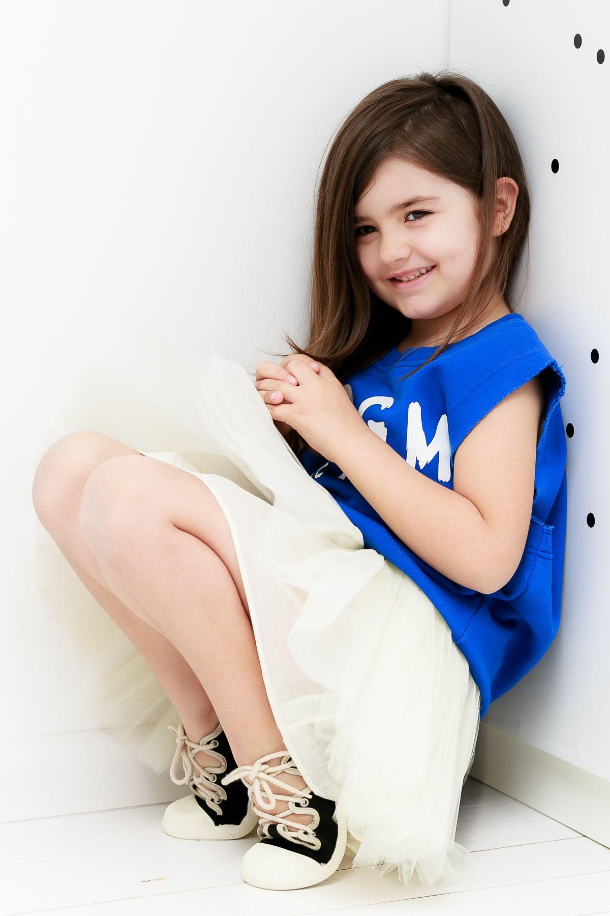 Tomboy Kids Style By Miss Kaira