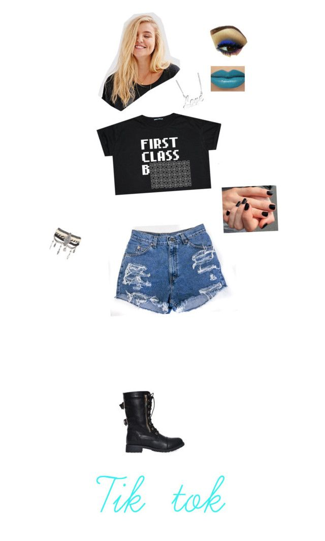 Tik tok by bellam0914 on Polyvore featuring polyvore, fashion, style and Bling Jewelry