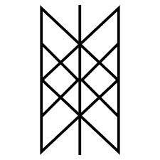 Web Of Wyrd Skuld S Net Viking Symbols Viking Tattoos Norse Tattoo