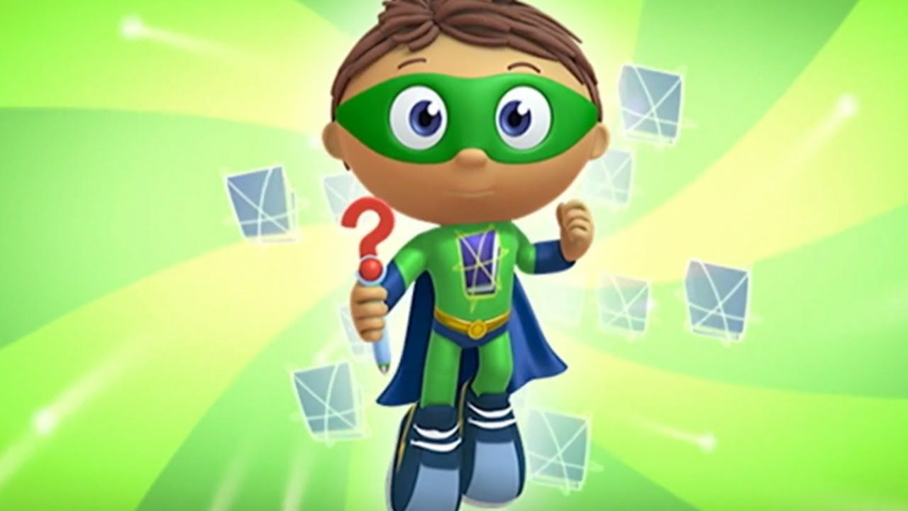 Super Why Rumplestiltskin Season 1 Full Episodes