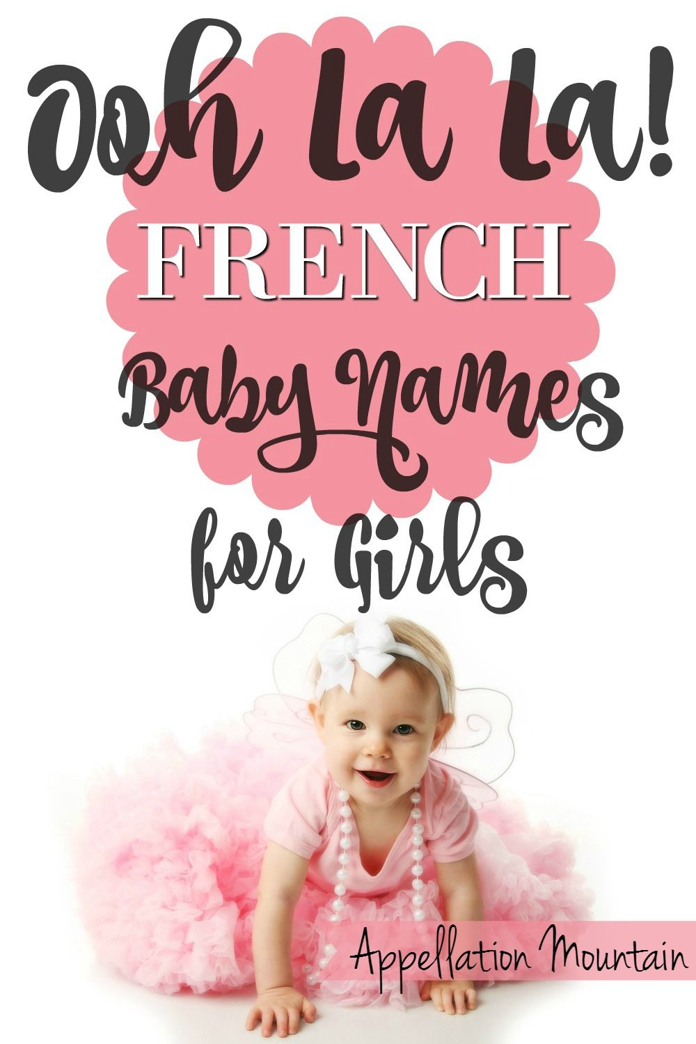 Beautiful, unusual french girl names for writing, naming ... |French Baby Names