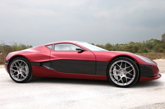 Rimac Concept One 1,088 hp electric supercar (now accepting reservations, FYI).