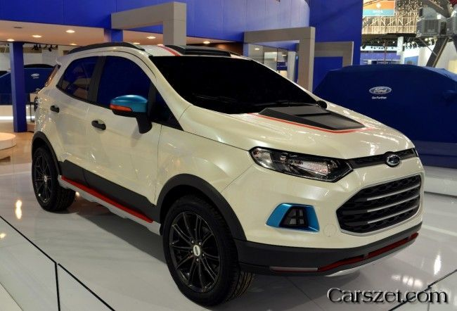 2018 2019 Ford Showed In Sao Paulo Three Modified 2018 2019 Ford