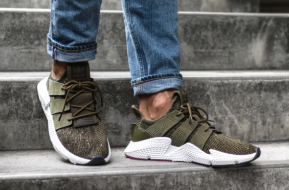 5f8798ba398 adidas Prophere Trace Olive Coming Soon • KicksOnFire.com