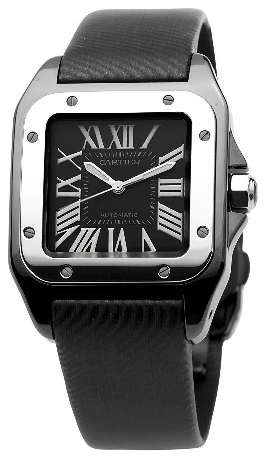 Cartier Men S W2020008 Santos 100 Medium Watch Special Product Just For You See It Now This Is A Cartier Watches Women Cartier Men Luxury Watches For Men