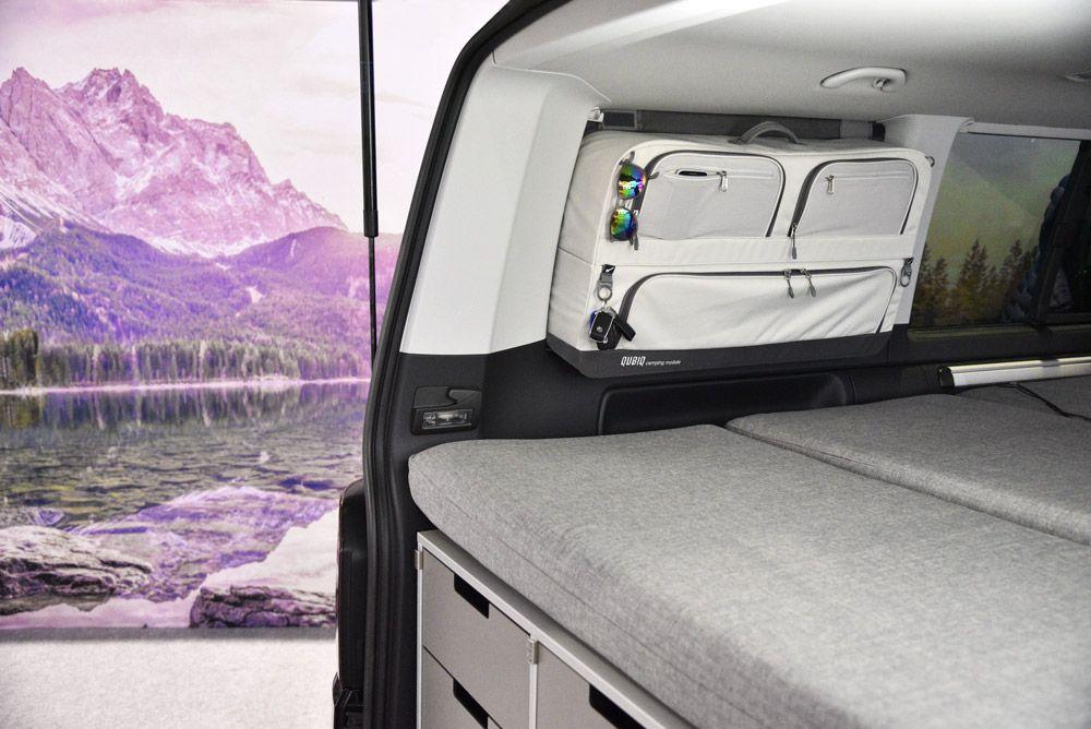 qubiq camping packtaschen f r vw t5 t6 california beach. Black Bedroom Furniture Sets. Home Design Ideas