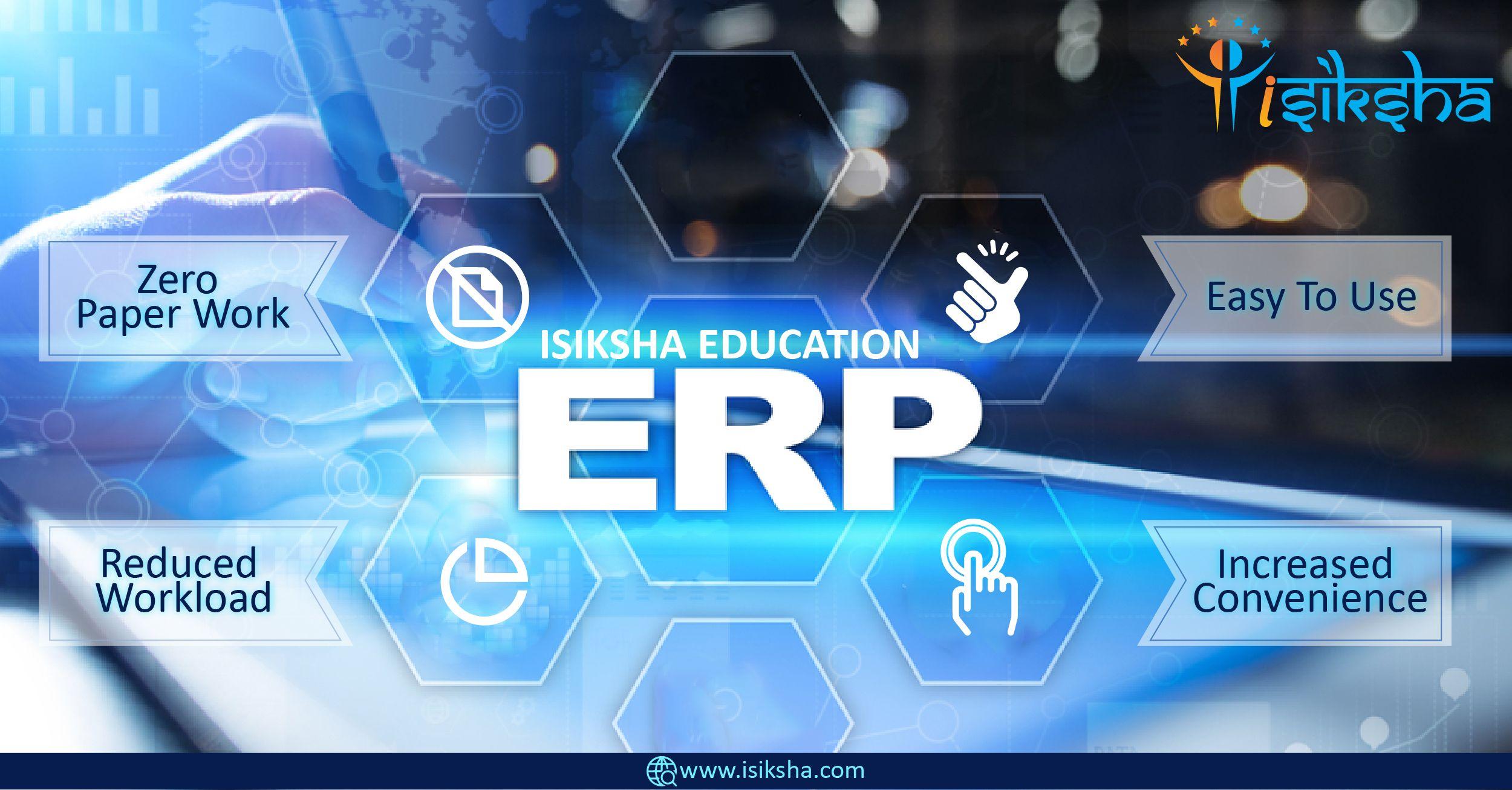 Isiksha Education ERP Software | Student attendance, Student information, School management