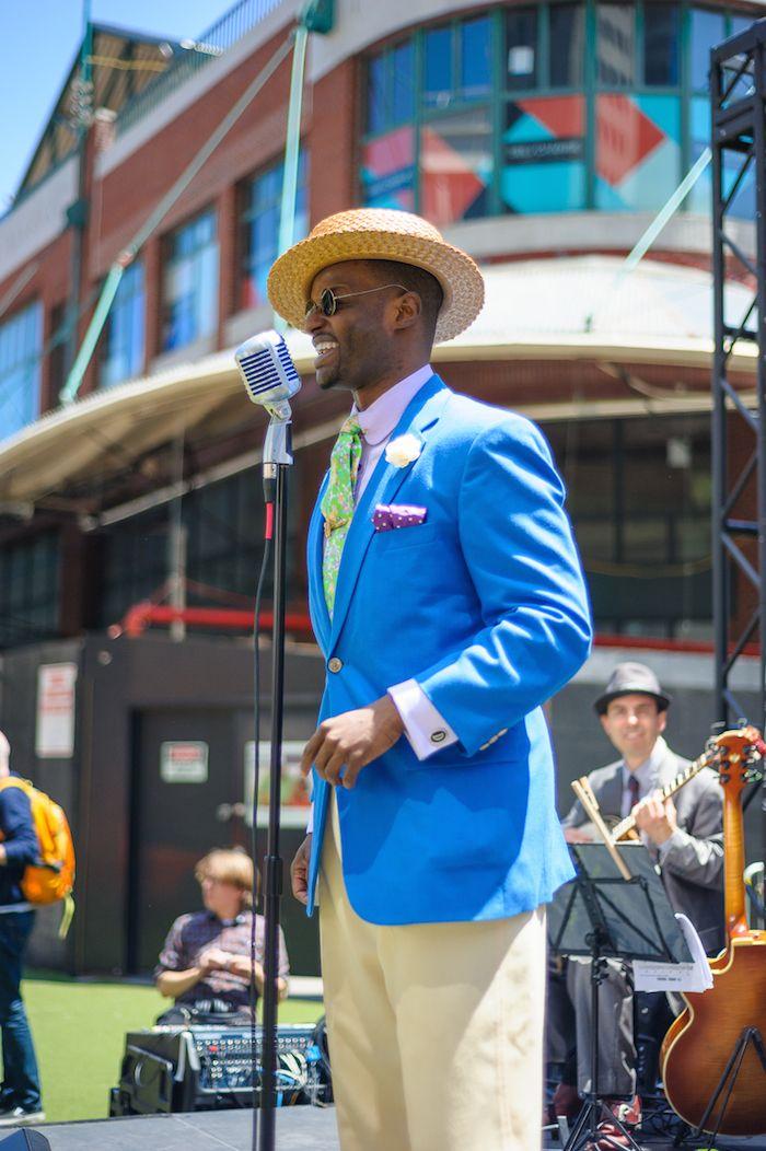 Seaport Swing, South Street Seaport, Dandy Wellington, Jazz, New York, Harlem, Vintage, Gatsby