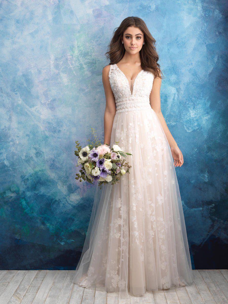 Allure Bridals 9561 Patina Bridal And Formals Roanoke Greensboro Va Prom Dresses Bridal Gowns Pageant Dresses Southwest Va In 2020 Allure Bridal Wedding Dress Allure Bridal Grecian Style Wedding Dress