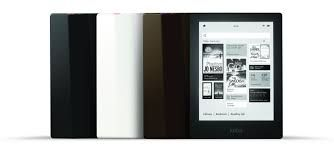If you're looking for an e-reader, don't just limit yourself to Amazon's Kindle series.  At least compare it to Kobo's recent debut e-reader Aura.  Reviewers praise it for its easy-on-the-old-eyes readability.  Another added bonus is you get to access indie e-book stores.  So check it out in action on vidiby first before you make a decision!