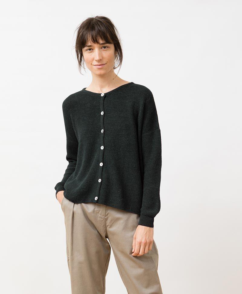 Suyu T-Shirt aus Baumwolle von Signe - Nude   clomes.ch