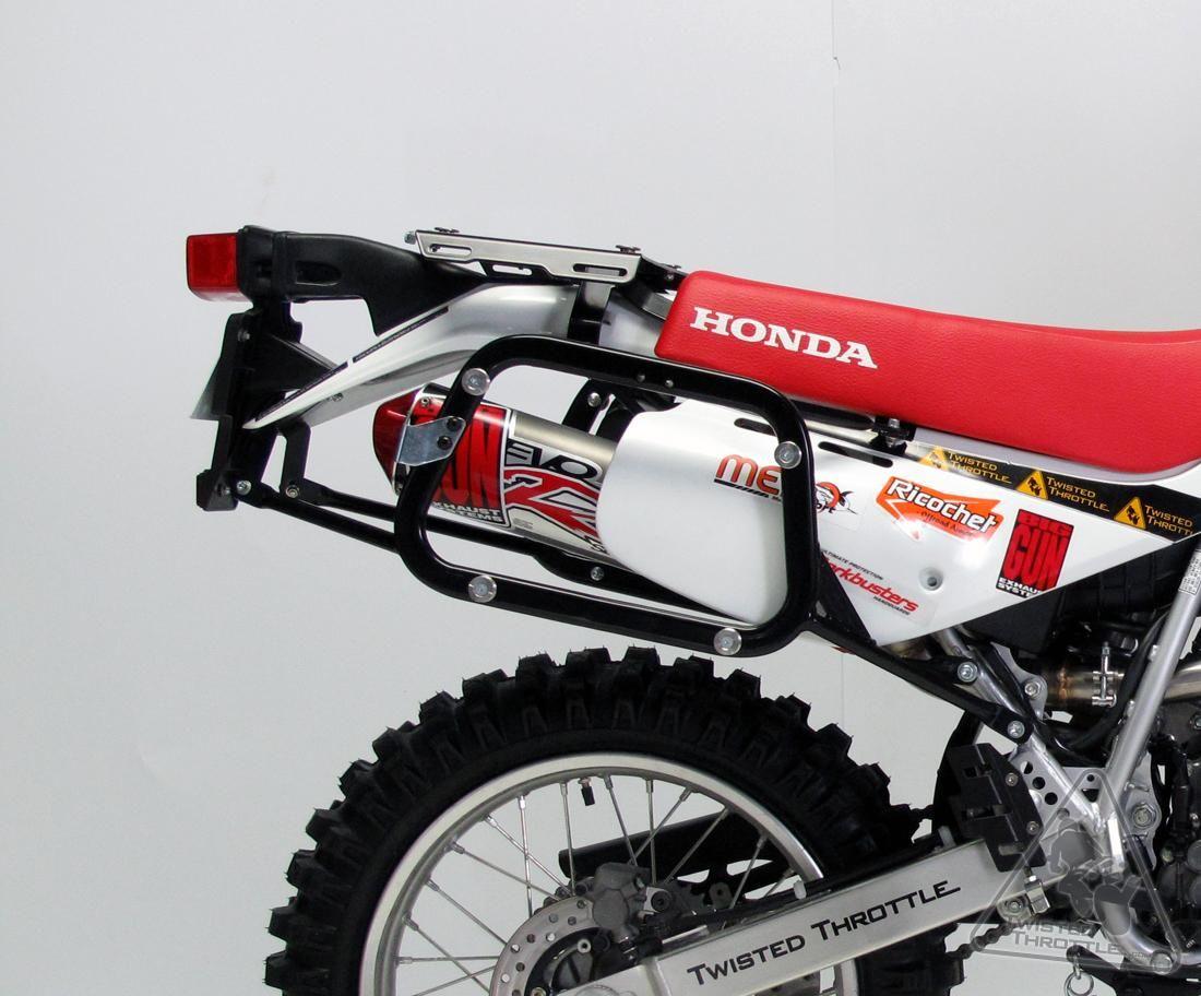 Twisted throttle rack for my honda xr650l
