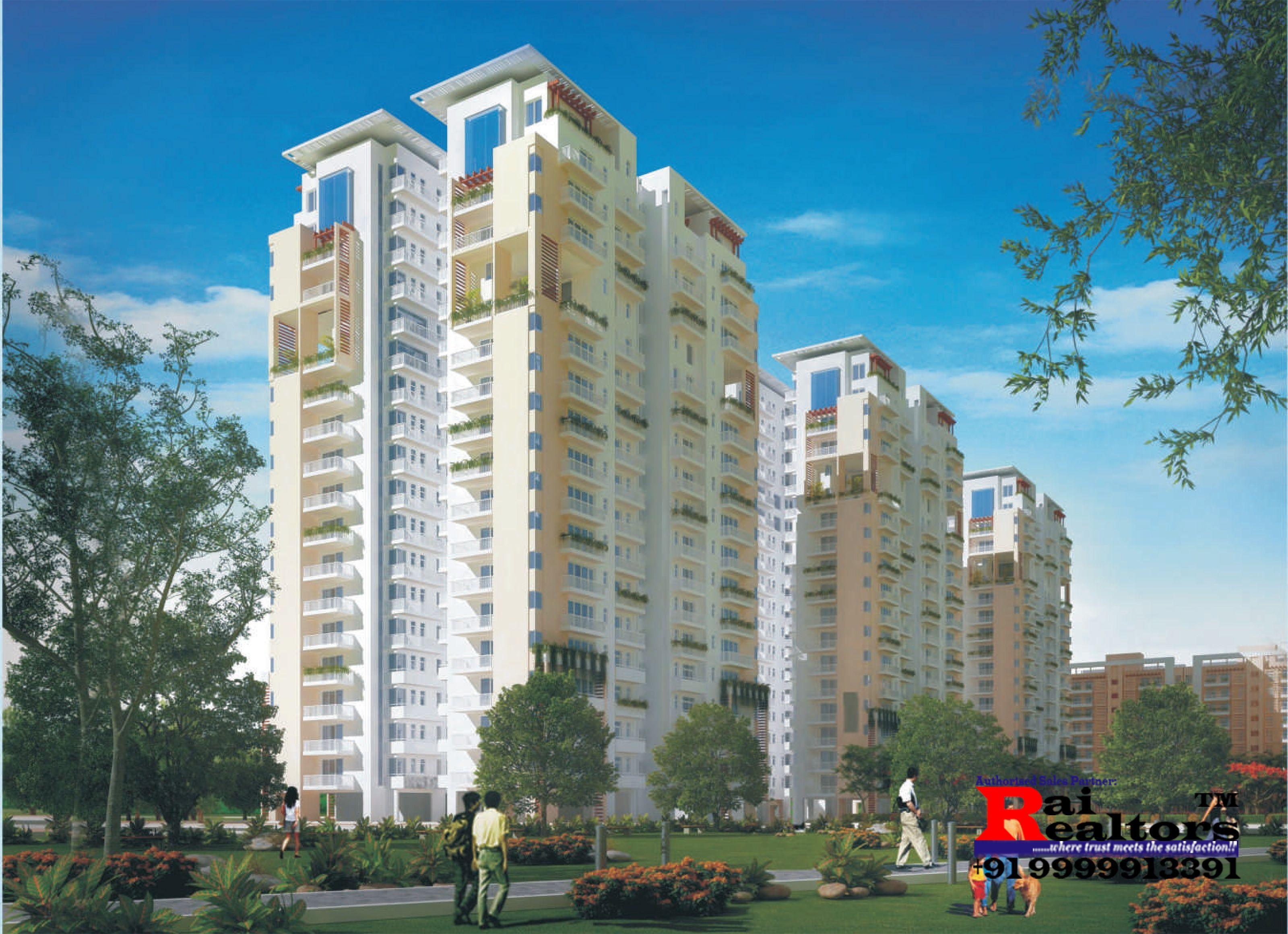 Indiabulls Gulmohar Avenue in Gurgaon, Haryāna Home