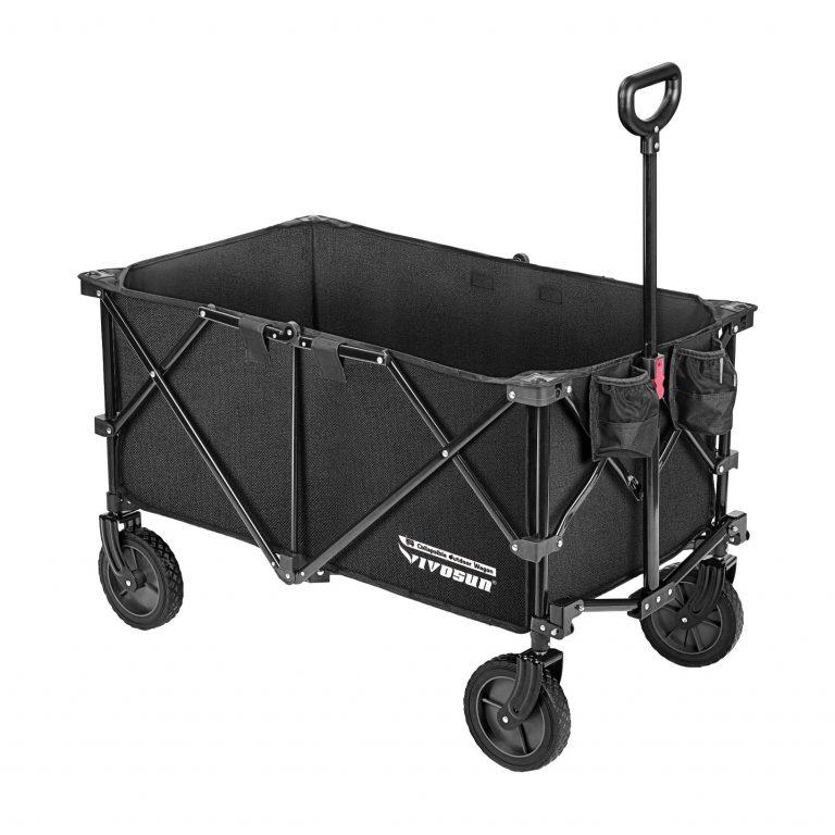 VIVOSUN Heavy Duty Collapsible Folding Wagon in 2020