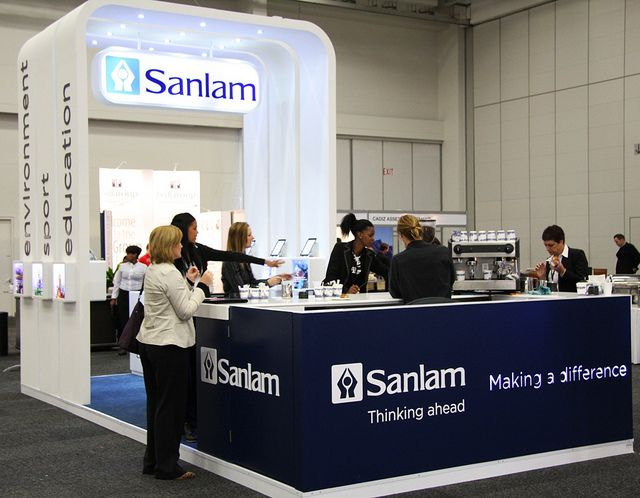 Sungard Exhibition Stand Jobs : Sanlam exhibition stand exhibitions