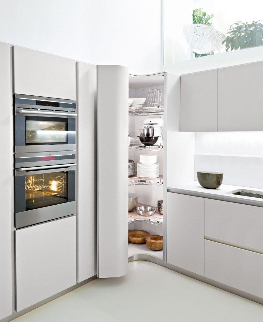 white corner kitchen cabinet how to repair a moen faucet tall pantry reno in 2019