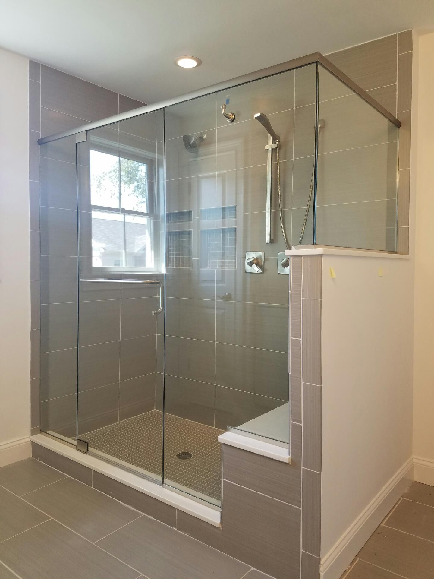 Frameless Vs Semi Frameless Vs Framed Shower Enclosures Framed