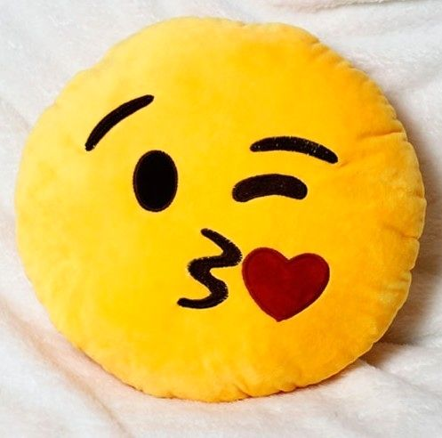Emoji Pillows Emojis Cojin De Emoji Almohadones