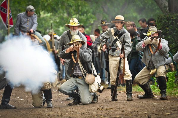 The 24th Annual Civil War Reenactment will be held at Neshaminy State Park this Saturday and Sunday.  Starting at 9 a.m. on Saturday, April 20, camps and attractions will be open to the public. From 10 a.m. to 5 p.m. civilian streets will be open for on-going demonstrations of the 19th century life. Guests will be able to Meet the Generals, hear a fife and drum corps concert and see live battle demonstrations.