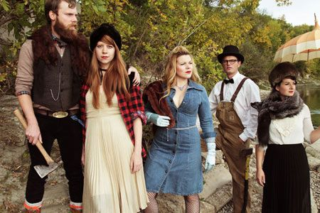 Lumberjack Formal - Dress code for the AGA party