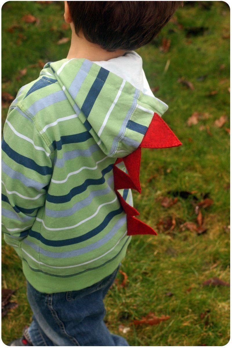147692da3043 DIY Halloween Costume   DIY Dino boys DIY Halloween
