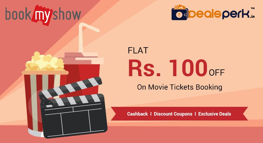 Bookmyshow Online Shopping Coupons Movie Tickets Cashback