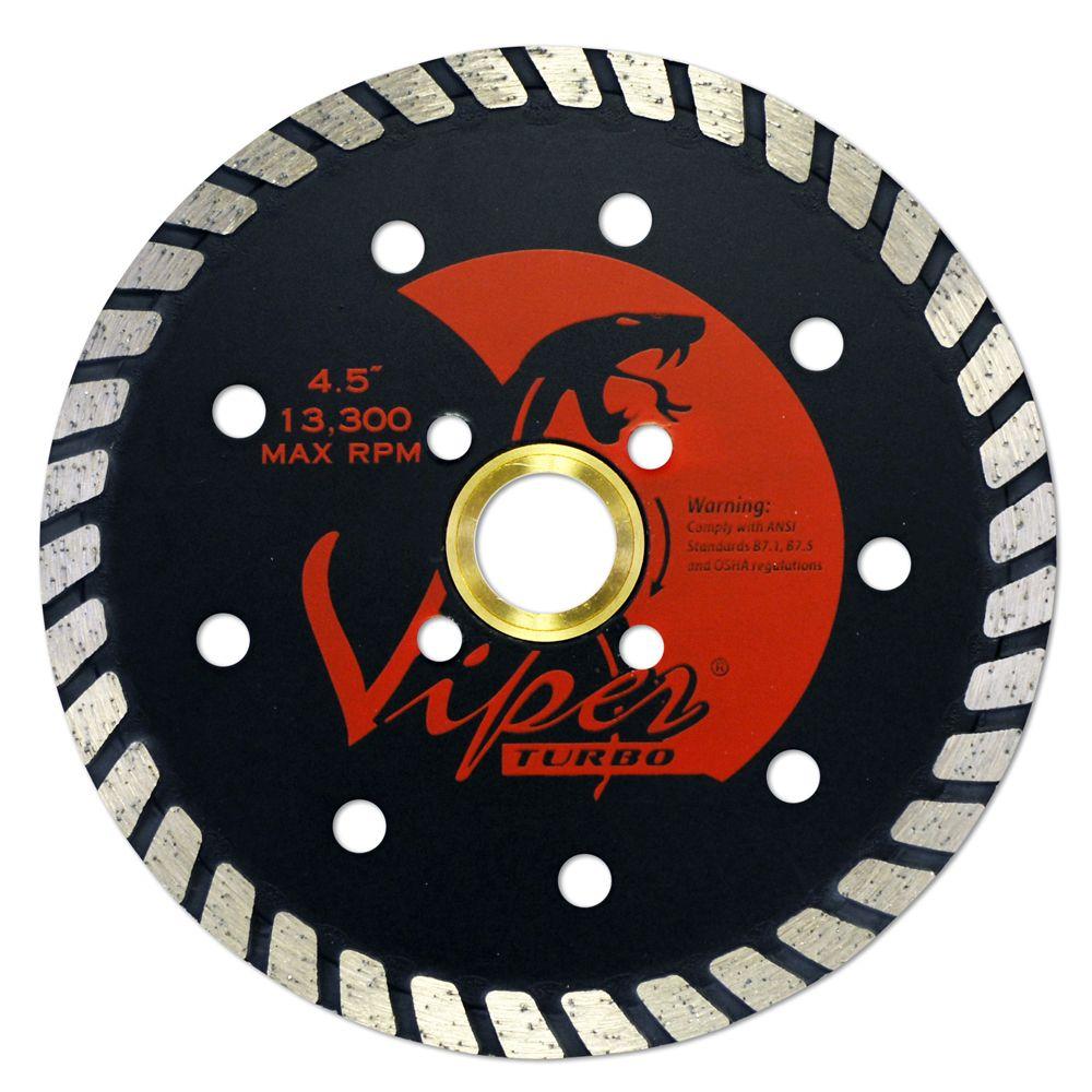 Viper Turbo Granite Blades Turbo Wet Design Blade