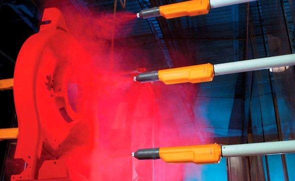 The best powder coating supplies to the UK market at the lowest prices…