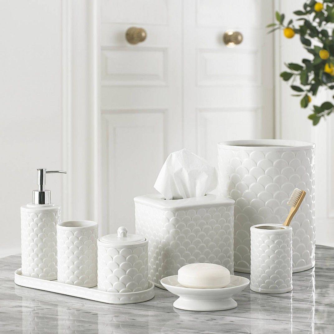 Scala Bath Accessories | Gracious Style | ♤Bath accessories set ...