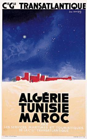 voyage maritime maroc