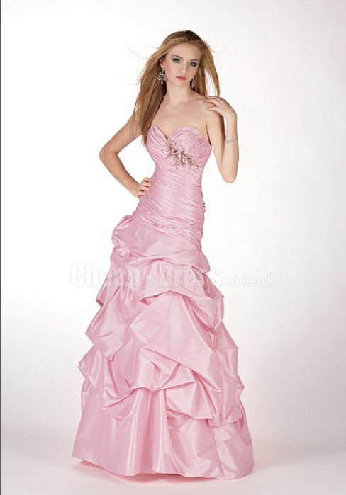 Fit N Flare Prom Dresses 59