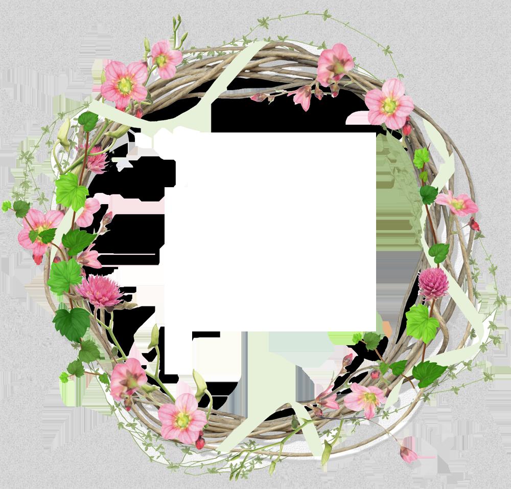 اطارات للتصميم اطارات ورد للتصميم اجمل الاطارات للتصميم Baby Room Prints Floral Painting Pink Wallpaper