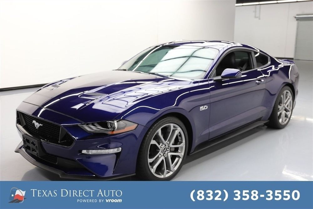 eBay Ford Mustang GT Texas Direct Auto 2018 GT Used 5L V8