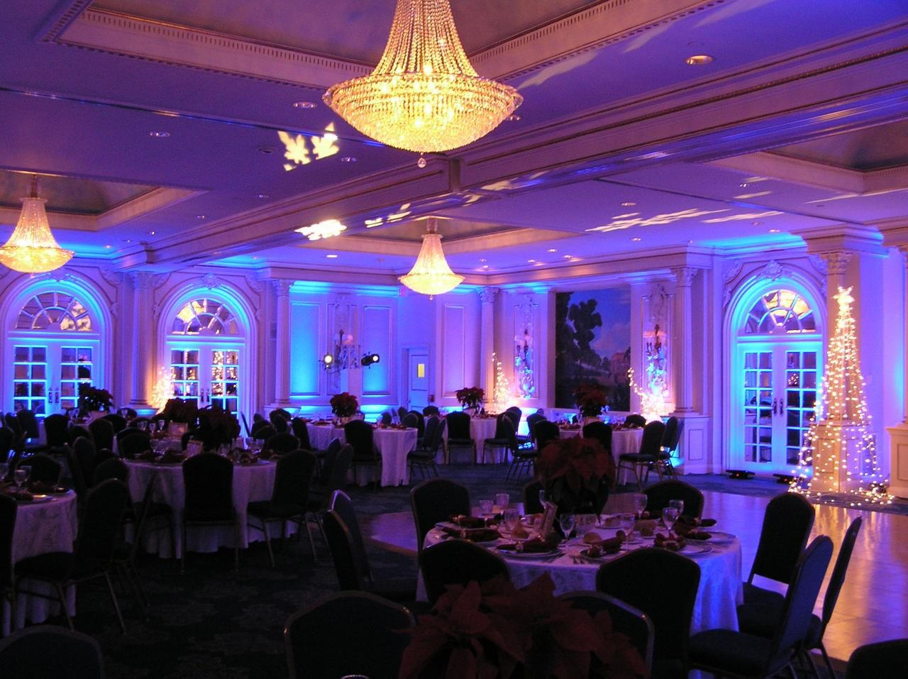 navy blue wedding reception decorations.htm lighting possible idea of color theme setup blue and purple  color theme setup blue and purple