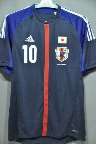 Japan Kagawa National Football Team Home Jersey Shirt Replica 2012 World Cup  2014 – Nice Day Sports 4d93d5e77