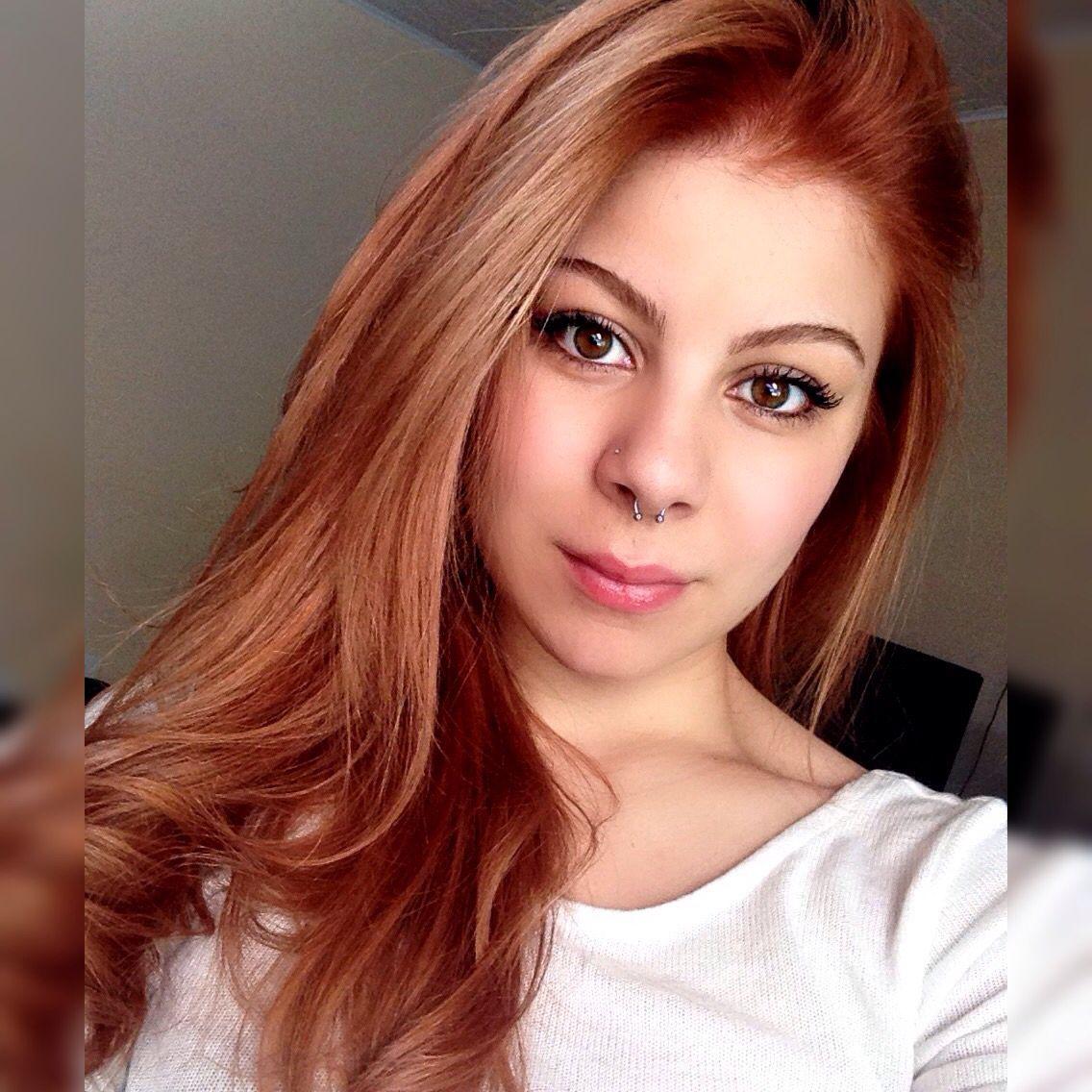 Super ruivos acobreados | Hair | Pinterest | Ruivo acobreado, Acobreado  KM06