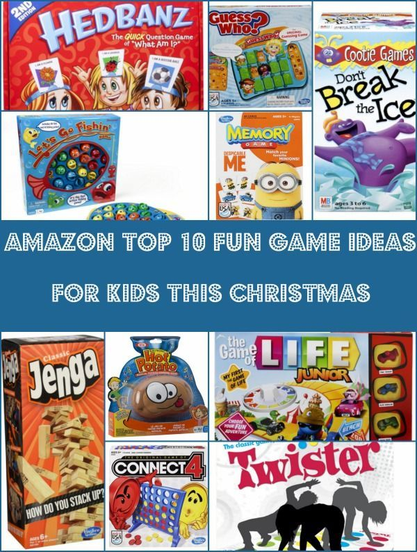 Amazon top 10 christmas gifts for kids