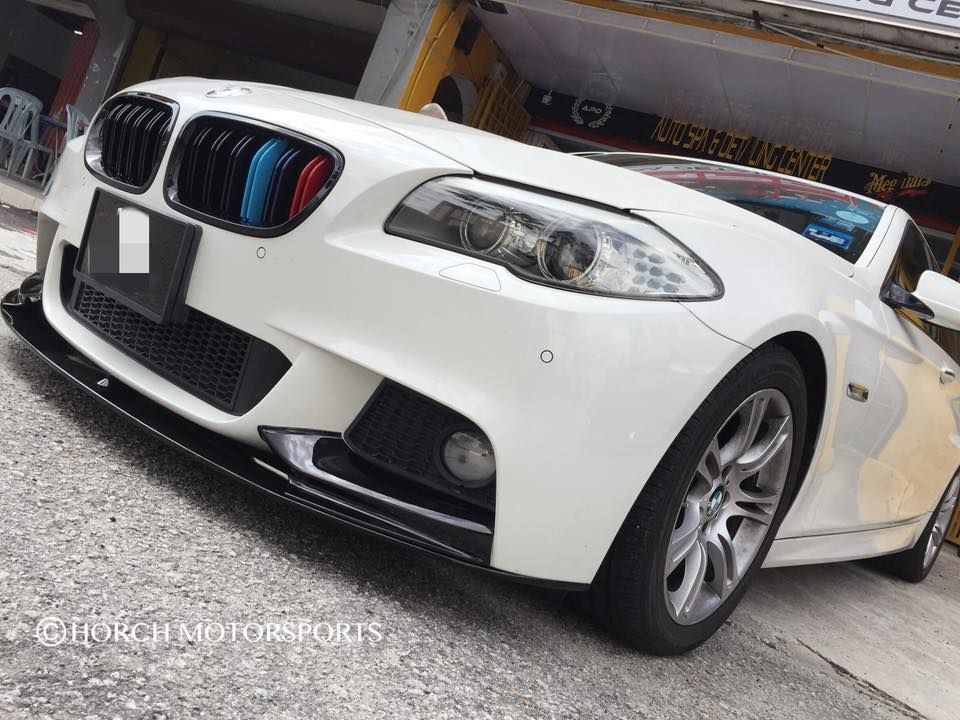 F10 Body Kit Good Go M Performance Lip Diffuser M5 Kidney Grille